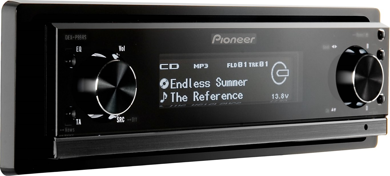 PIONEER DEX-P99RS USB+процессор
