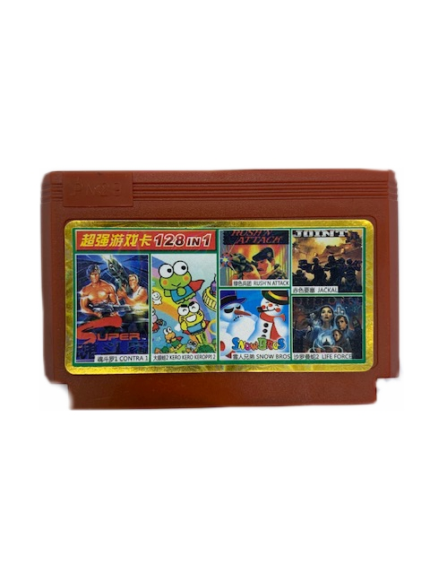 A-128в1 TANK 90+CHIP & DALE 2+JUNGLE BOOK+LODE RUNNER+M.K.4+WWF SMACK DOWN+DONKEY KONG 2.3+..