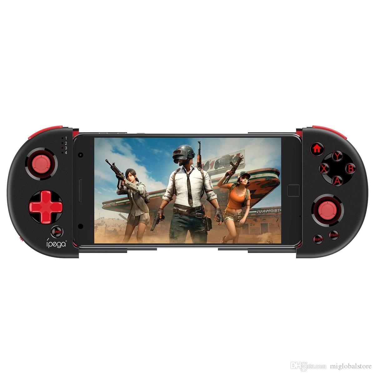 Джойстик Android/IOS Red Knight Retractable Controller PG-9087 iPega