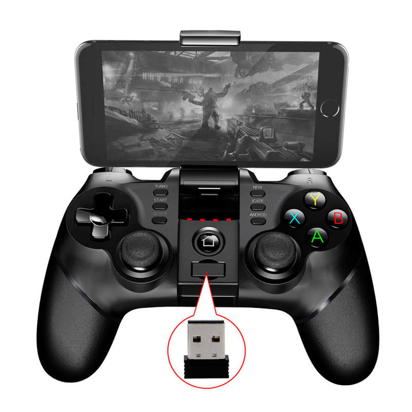 Джойстик Android/IOS/WIN/PS3 3 in1 Wireless Controller PG-9076 iPega