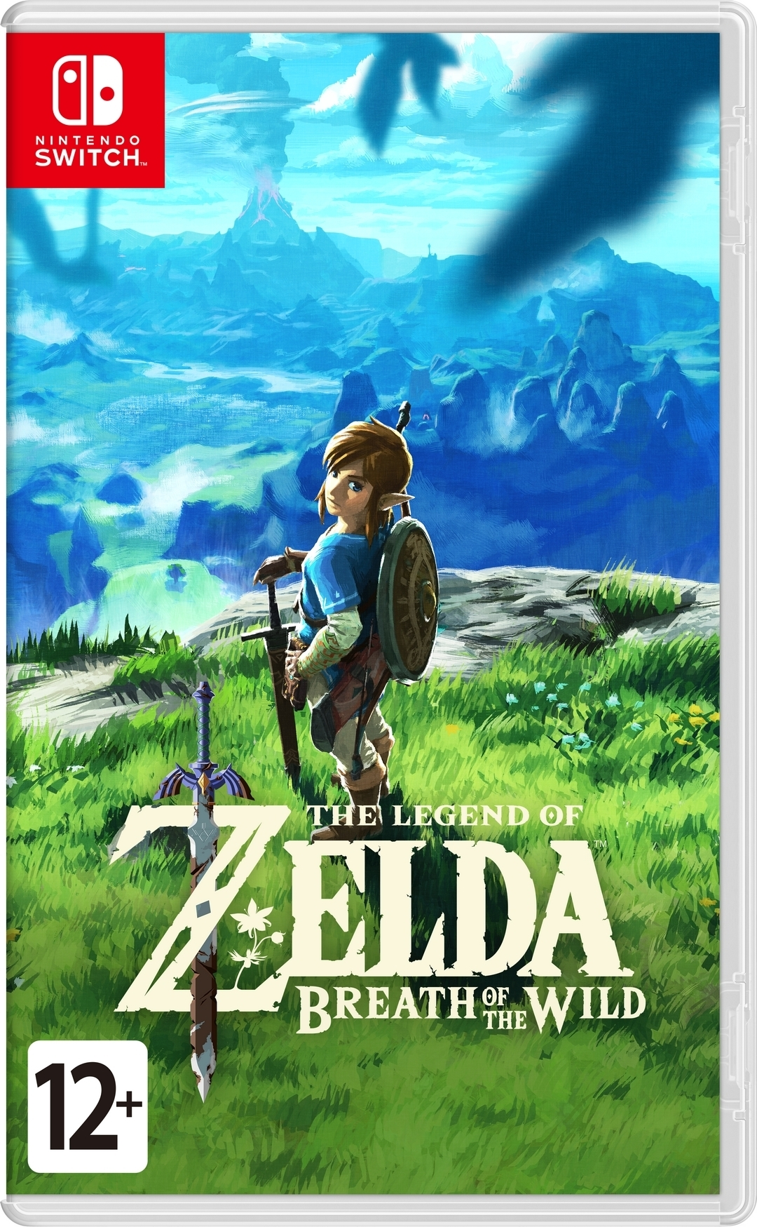 The Legend of Zelda: Breath of the Wild 1.4.1 v.192 + All DLC (2017/RUS/ENG/RePack)