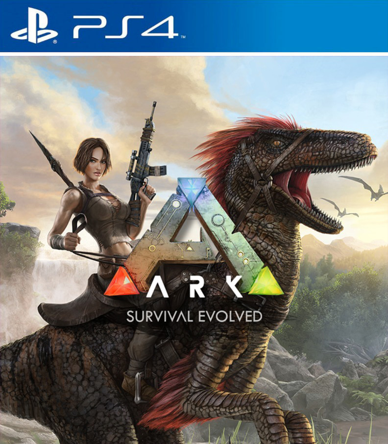 ARK: Survival Evolved [PS4, русские субтитры]