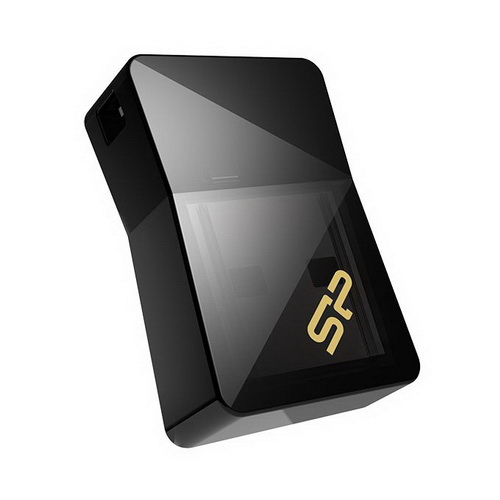 USB 3.0  8GB  Silicon Power  Jewel J08  чёрный