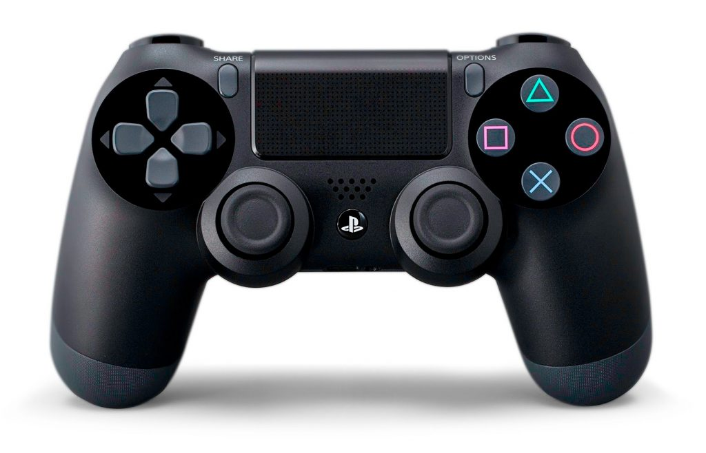 Джойстик PS4 Dual Shock Wireless original Black v2
